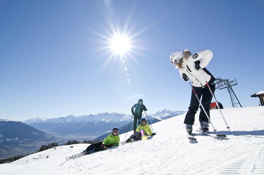 Watles-Skifahren